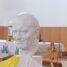 Celebración del aniversario del nacimiento de Juan Pablo II en Bathore, Albania
