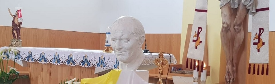 John Paul II birth anniversary marked in Bathore, Albania