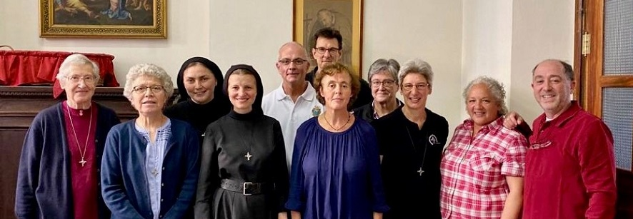 Meeting with the Missionary Sisters of the Most Holy Redeemer