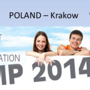 We would like to remind you!  REDCAMP in KRAKOW (Poland)