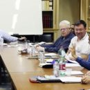 Reunión del Gobierno General con los Coordinadores de las Conferencias en Roma