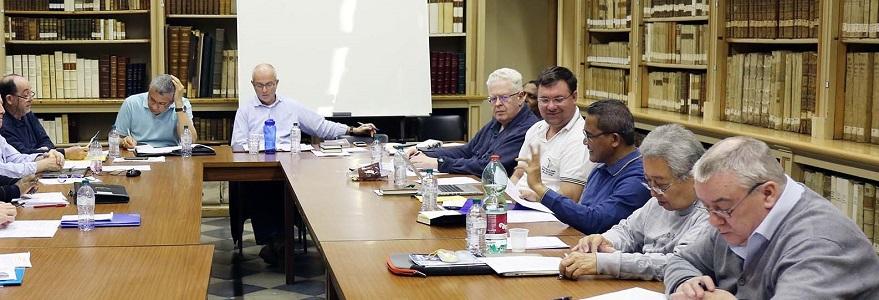 Incontro del Governo Generale con i Coordinatori delle Conferenze a Roma