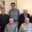 Visit of General Consultor and Coordinator in Namur