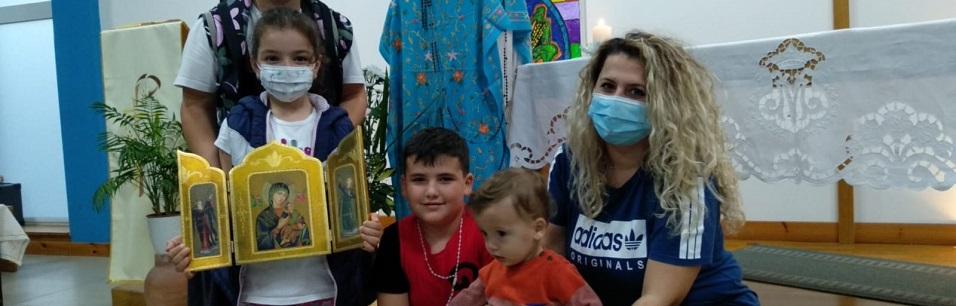 Glorias de María en Albania