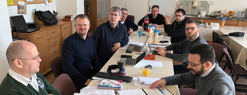 Comisión de PJVR de la Conferencia de Europa: un encuentro en dos naciones