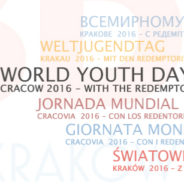 Agenda – World Youth Day, Krakow, 25.07 – 1.08.2016