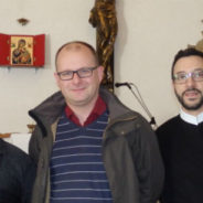 Visit of the Coordinator of the CRE and the Provincial of Rome to Albania