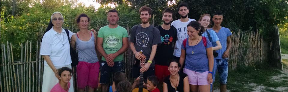 Albania: a missionary summer
