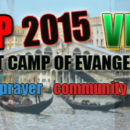 Invitation for REDCAMP 2015: Redemptorist Camp of Evangelization