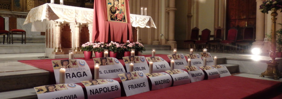 Congress on the Mother of Perpetual Help in Madrid (May 3-7, 2017)
