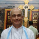 Father Michael Brehl was reelected as the Superior General