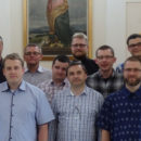 Meeting of the Council of the Interprovincial Novitiate in Lubaszowa-Podolinec