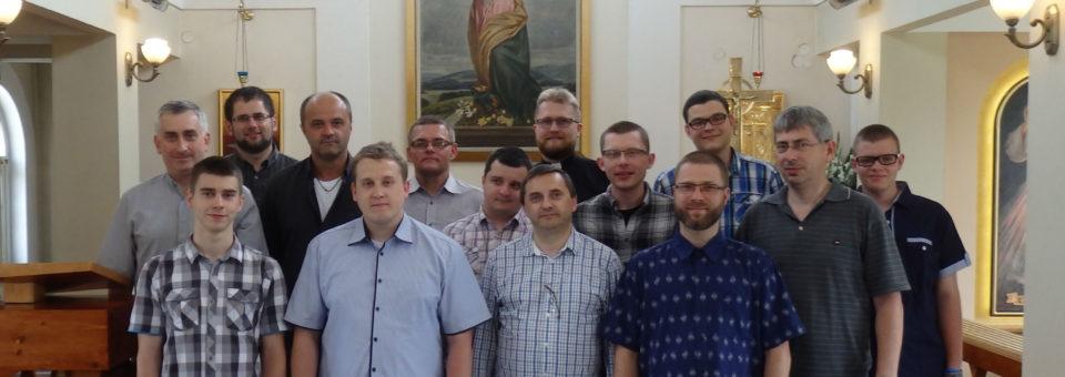 Riunione del Consiglio del Noviziato Interprovinciale di Lubaszowa-Podolinec