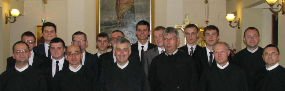 Inauguration of the Interprovincial Novitiate of Lubaszowa-Podoliniec