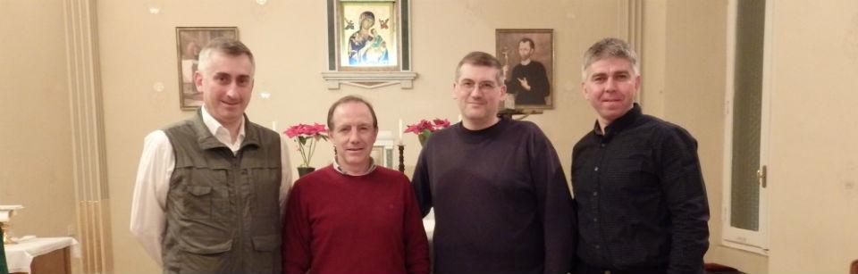 Meeting of the Secretariat of Evangelization