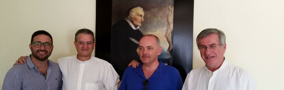 Redemptorists from Brazil create a new community in Portugal